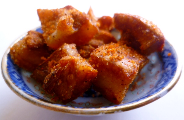 how to make homemade pork scratchings