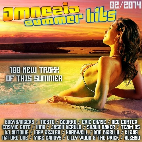 Baixar CD – Amnezia Summer Hits 02/2014