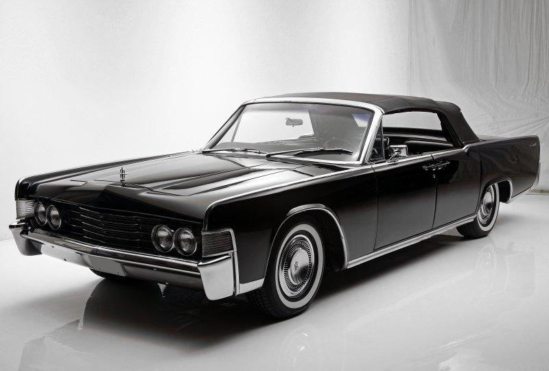 world of classic cars lincoln continental 1961 1969 world of classic cars rank 6. Black Bedroom Furniture Sets. Home Design Ideas