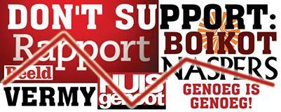 Boycott Naspers