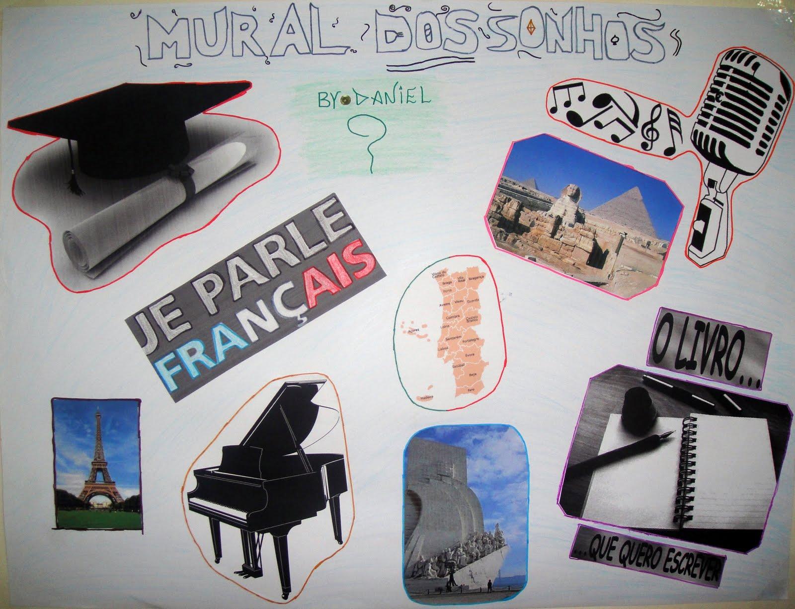 Daniel braga 136 mural dos sonhos dream wall for Mural dos sonhos o segredo