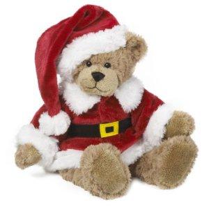 Teddy Bears Santa Teddy Bears Merry Chritmas Happy