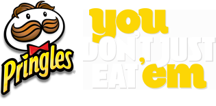 Pringles: You don't just eat 'em