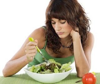 Gambar penyebab nafsu makan berkurang, meningkatkan nafsu makan