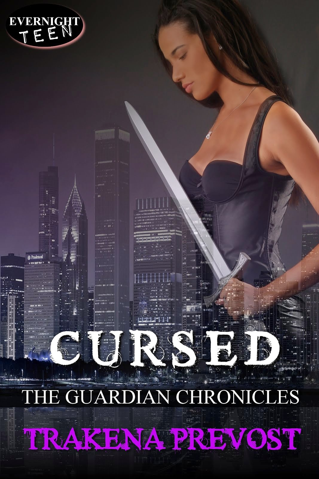 Buy Cursed by Trakena Prevost