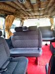 12 seat mersedes with karaoke sistem