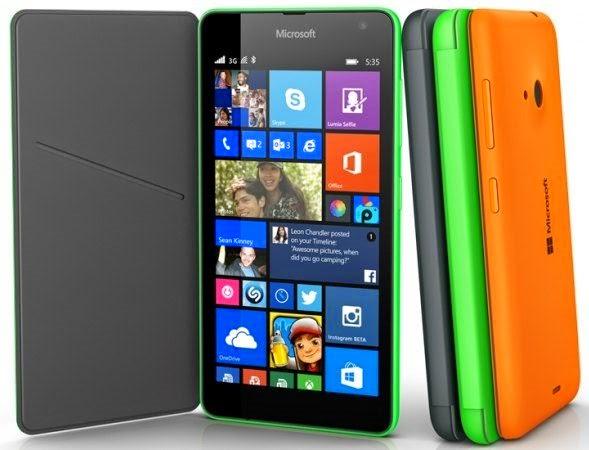O Lumia 435 chega por R$ 329 ao Brasil