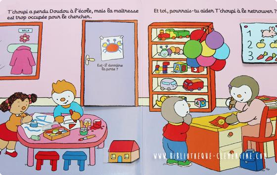 Choupi va a l ecole colorier les enfants - Telecharger tchoupi gratuit ...