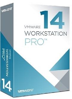 VMware Workstation Pro 14.0.0 Build 6661328 Lite poster box cover