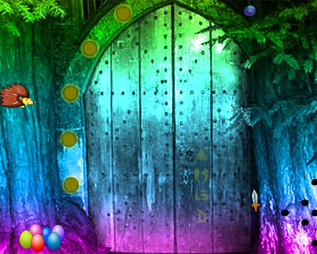 Juegos de Escape Mystical Forest Escape