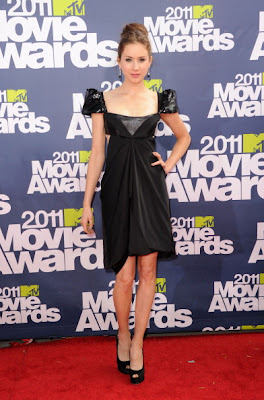 Troian Bellisario-Prom Dress Inspiration from celebrity dresses at the Red Carpet