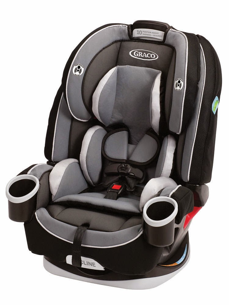 thanks mail carrier from baby to big kid graco 4ever 4 in 1 car seat review. Black Bedroom Furniture Sets. Home Design Ideas