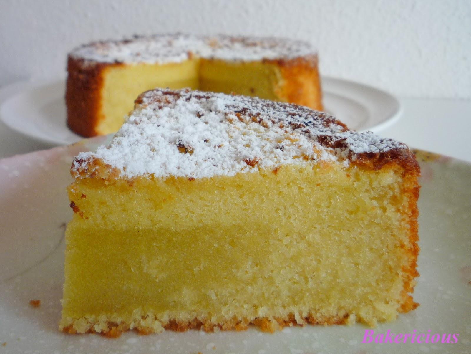 Bakericious: French Almond Cake