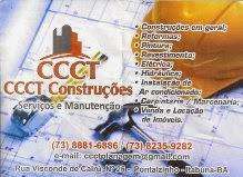 CCCT CONSTRUÇÕES