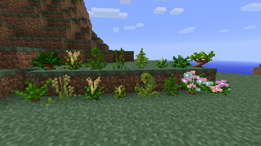 Temperate Plants Mod
