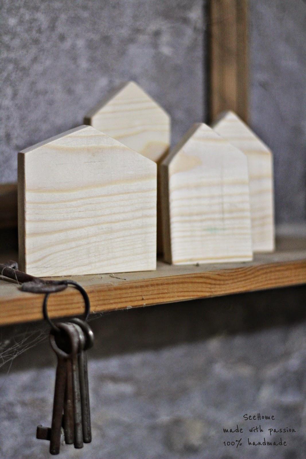Dekoracja, Drewniana dekoracja