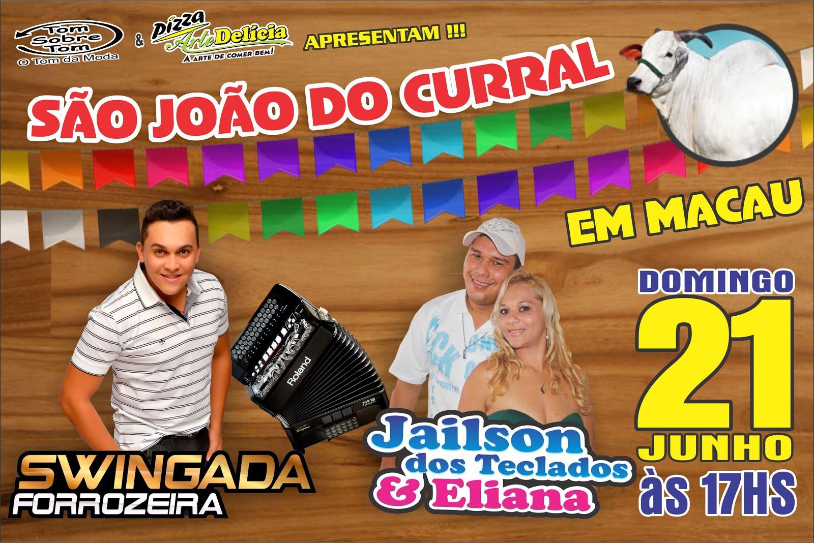 SÃO JOÃO DO CURRAL - MACAU RN