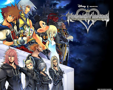 #12 Kingdom Heart Wallpaper