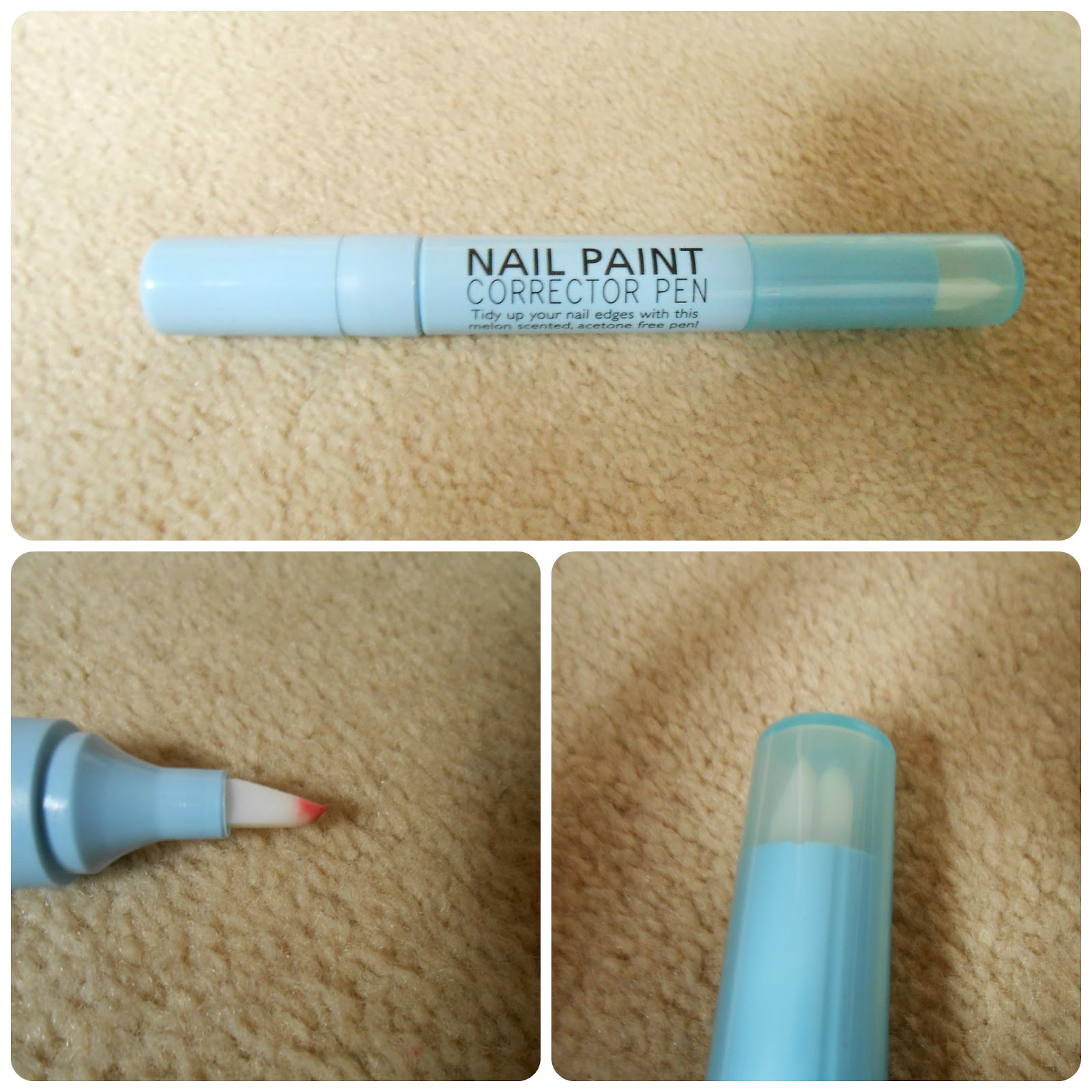 Nail Polish Pens Review - Creative Touch