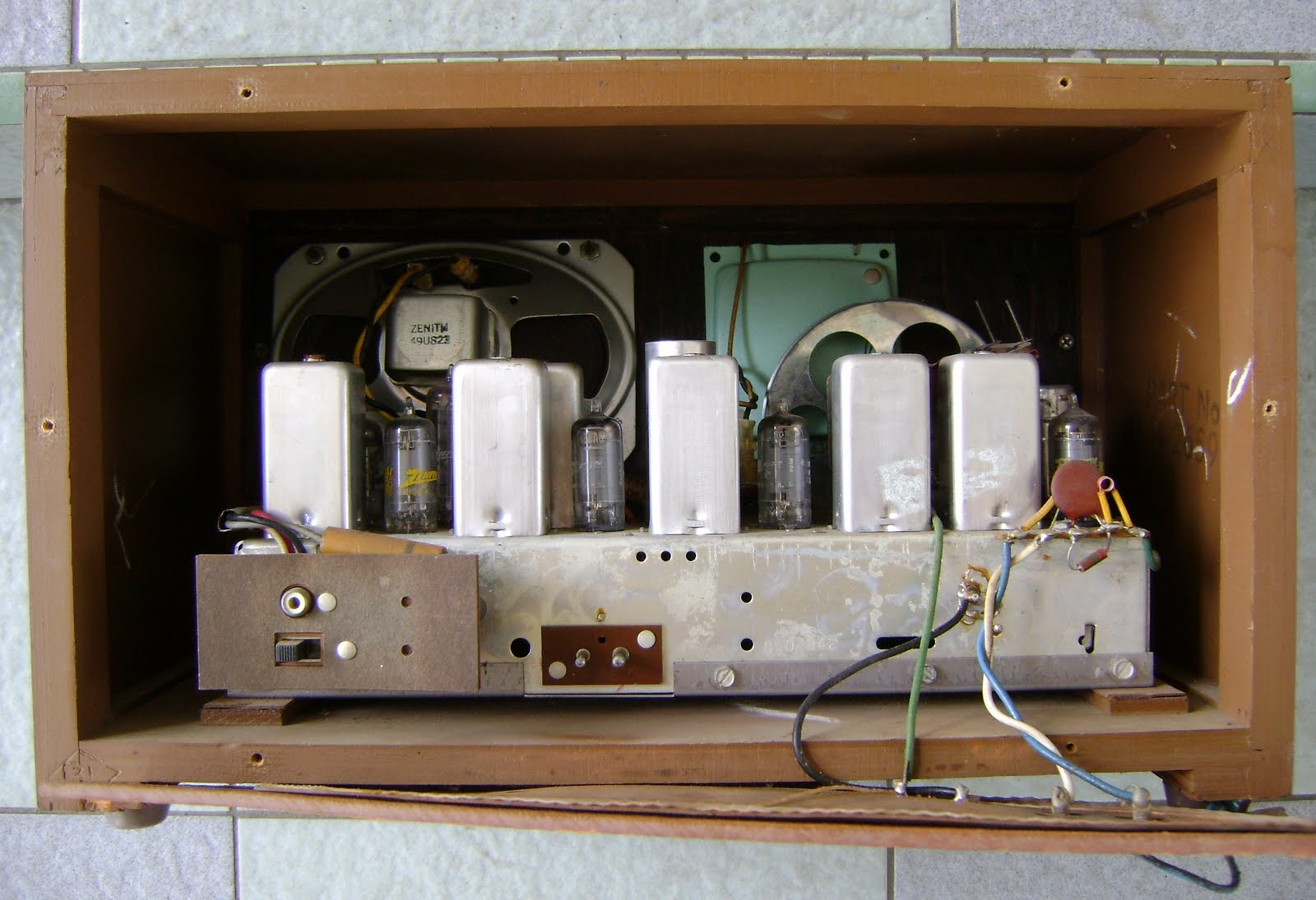 Kinta Valley Audio Zenith Model C730 Tube Radio Used Sold. For Sale Vintage Zenith Model C730 Amfm Tube Radio 110v Power Input Made In Usavery Beautiful Solid Wood Body And Very Nice Condition. Wiring. Zenith Radio Schematics Model C730 At Scoala.co