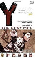 Y: The Last Man Vol 1: Unmanned by Brian K. Vaughan