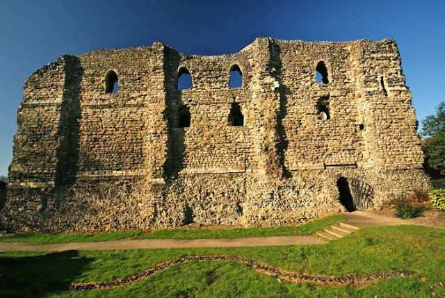 Canterbury Castle