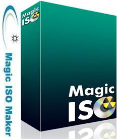 magic iso maker 5.4 with Serial