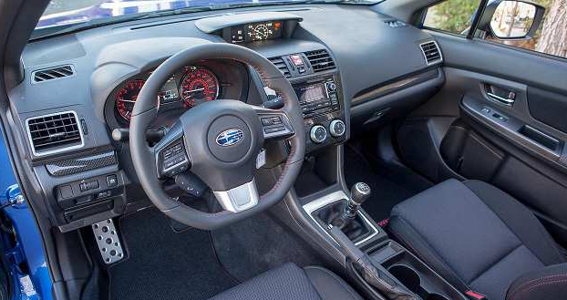 2016 Subaru WRX STI Release Date