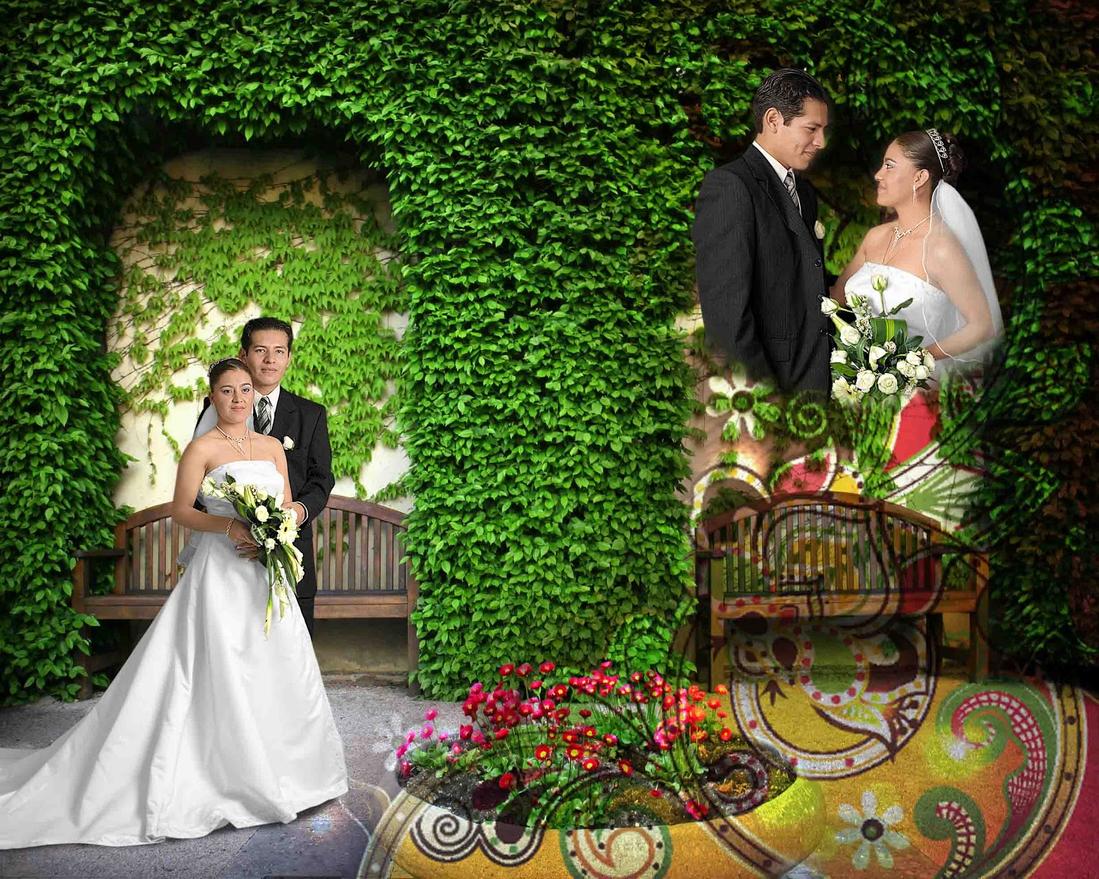 Fondos para boda psd - Imagui
