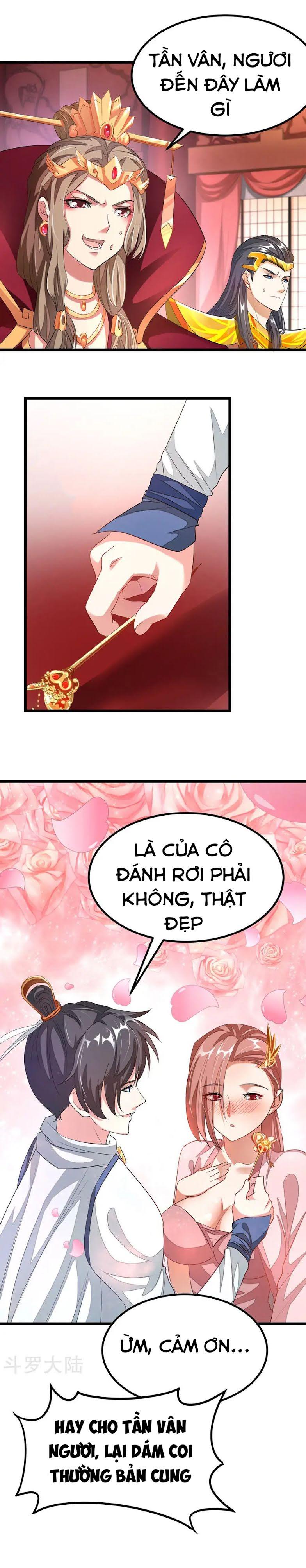 Cửu Dương Thần Vương Chapter 101 video - Hamtruyen.vn