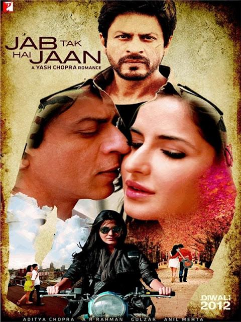 Jab Tak Hai Jaan (2012) 720p DVDRip 1.2Gb Mkv