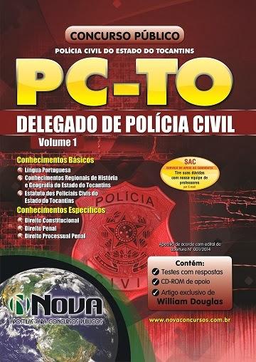 Apostila <b>Polícia Civil</b> do TO Escrivão de <b>Policia</b> SSPTO <b>2014</b> <b>...</b> 2014