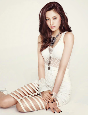 Nana - Esquire Magazine October Issue 2013