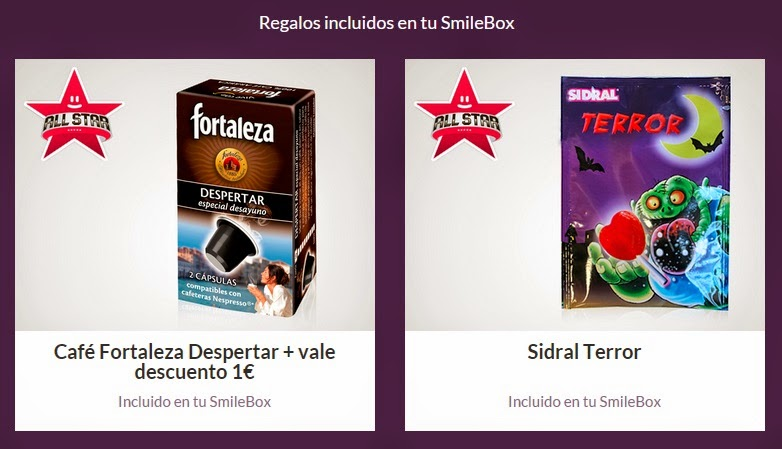 SmileBox Diciembre 2014: All Star (regalos)