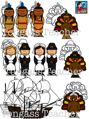 http://www.teacherspayteachers.com/Product/Thanksgiving-Clipart-Bundle-858112