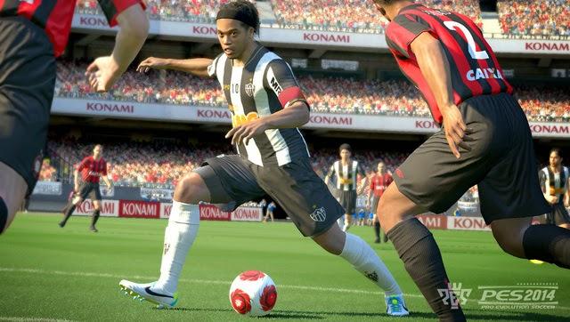 Pro Evolution Soccer 2014 download torrent for PC