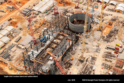 Vogtle 3 construction