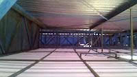 Estrutura do Forro PVC em Valinhos-SP