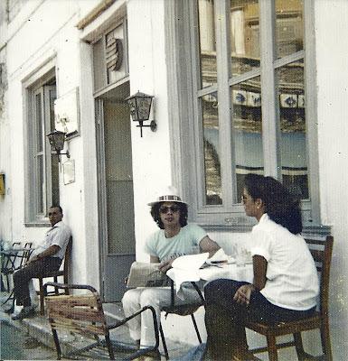 Όταν ο Μικ Τζάγκερ έτρωγε στο Ναύπλιο