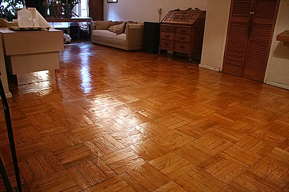 Sandless Floor Refinishing, NY