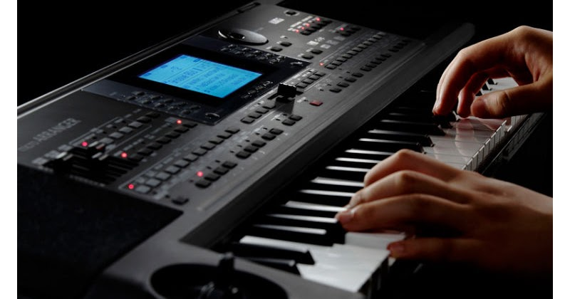 Create an Own Style in KORG PA50SD / Micro Arranger PS50SD