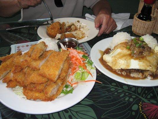 CHEF SAMBRANO: MAUI- Da Kitchen, Katsu, Loco Moco, Comfort Foods