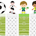 Soccer Free Printable Original Nuggets Wrappers.
