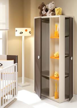 Muebles ros habitaci n del beb no te olvides de lu for Muebles para esquinas