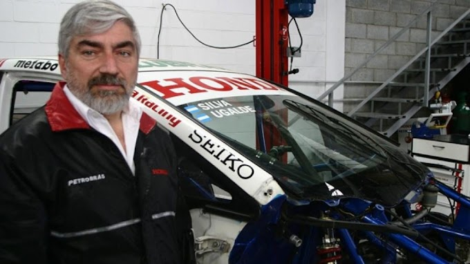 Dolor por el fallecimiento de Leo Monti