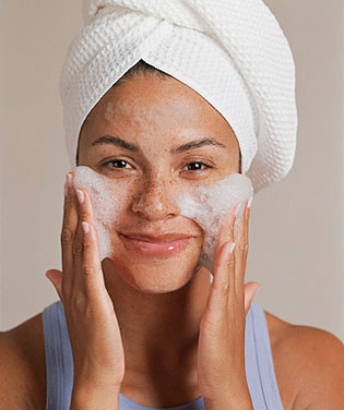 Facial spa at your home!