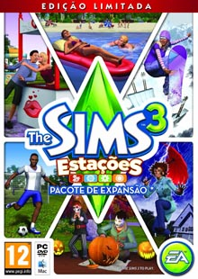 capa+esta%C3%A7%C3%B5es Download The Sims 3 Estaes PC Full CRACKED (2012) Baixar Grtis 