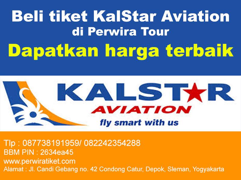 Beli tiket Kalstar murah di Perwira Tour