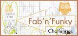 Fand F Challenge Blog