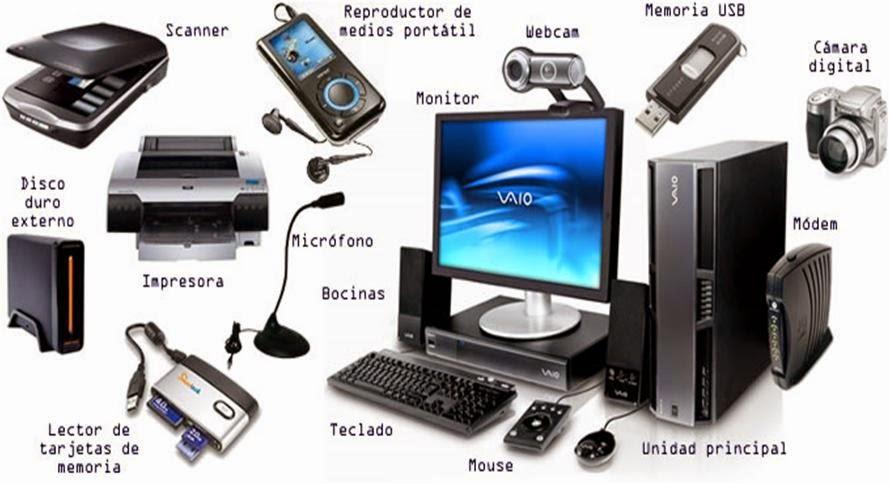 Computaci N E Inform Tica Dispositivos De Almacenamiento